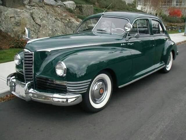 Packard Clipper Special Rere Mint 1947 Classic Cars American