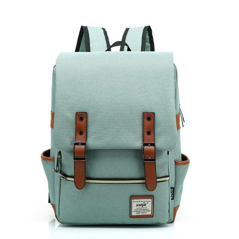 Vintage Canvas Travel Backpck Leisure Backpack&Schoolbag