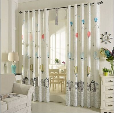 Baby Nursery Decor Korean Hot Boy Curtains For Air