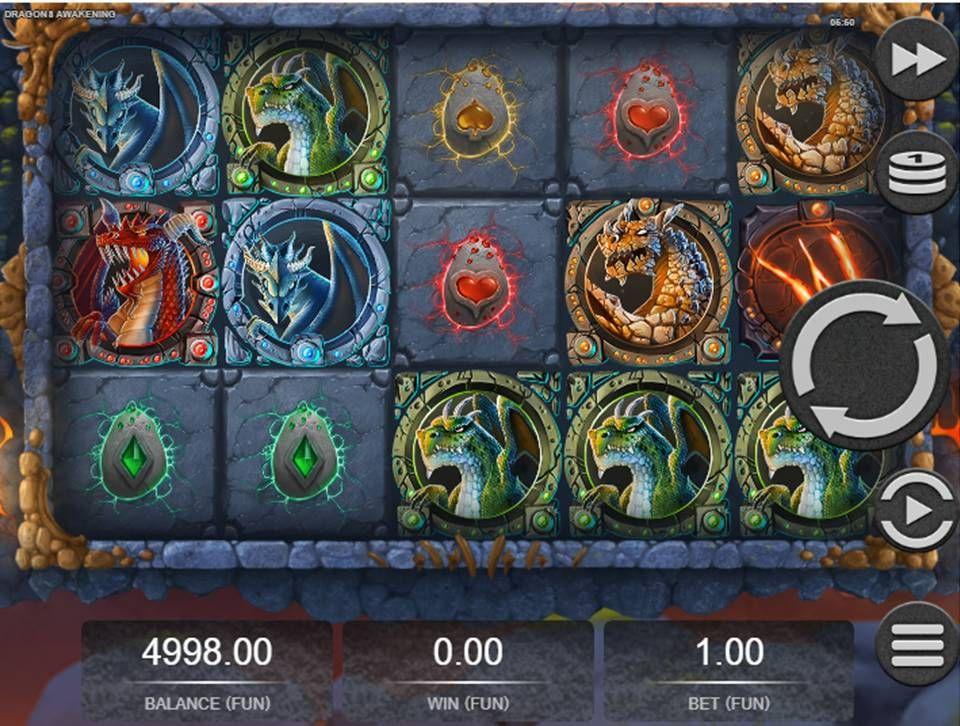 Spiele Dragons Awakening - Video Slots Online