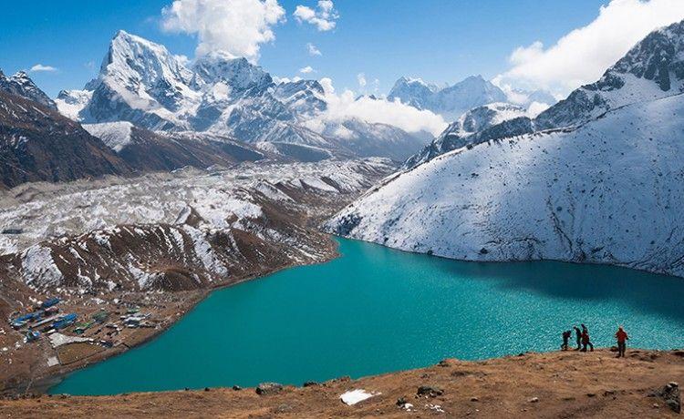 Himalaya, Gokyo Ri, Sagarmatha National Park | Everest, Trekking ...