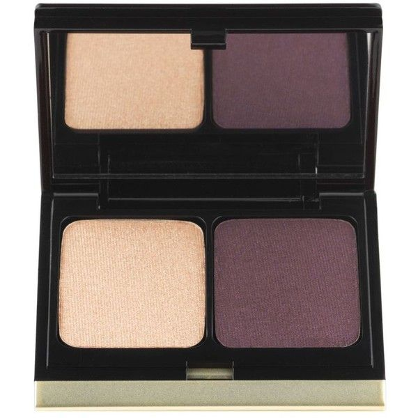 Kevyn Aucoin Eye Shadow Duo ($42) ❤ liked on Polyvore featuring beauty products, makeup, eye makeup, eyeshadow, eyes y kevyn aucoin