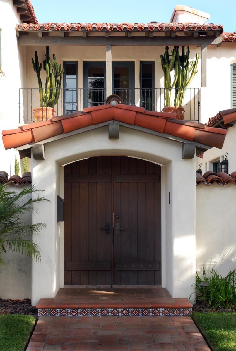 Spanish Style Home Front Door Bindu Bhatia Astrology