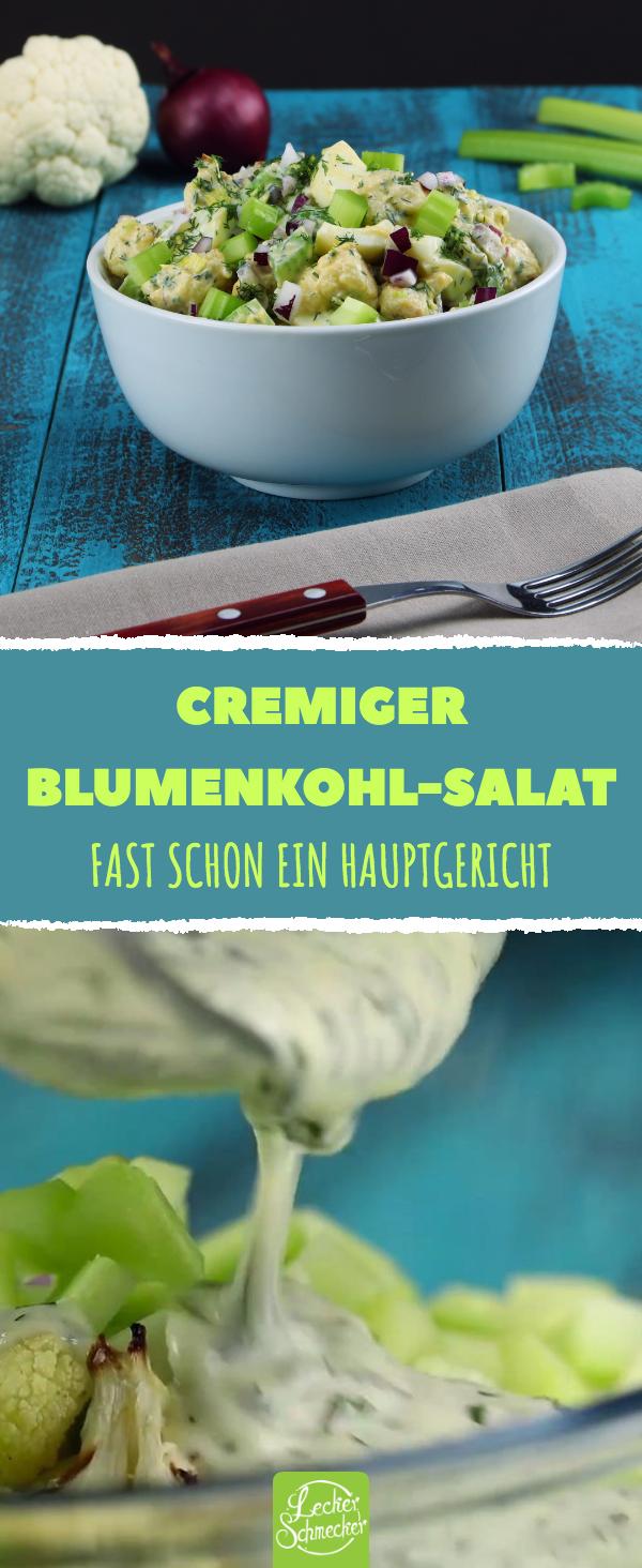 Photo of Cauliflower salad recipe with yogurt dressing creates exciting aromas