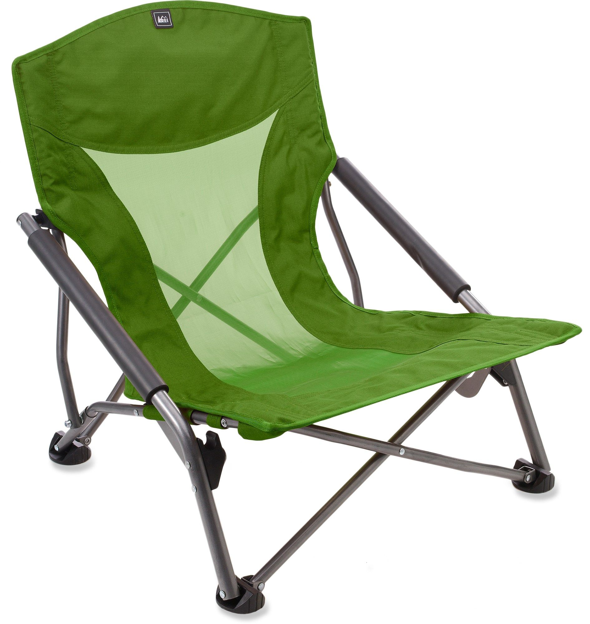 REI Camp Stowaway Low Chair at REIcom  Backpacking