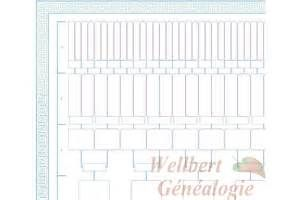 10 generation family tree template bing images family history