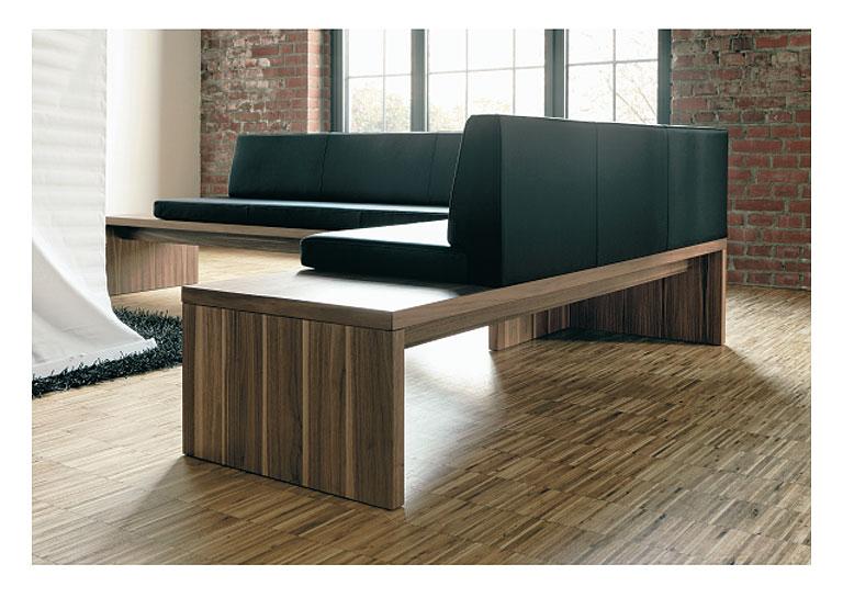 bilder von modernen eckbnken eckbank bella von koinor - Eckbank Design
