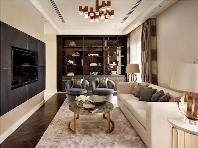 Best interior design projects by helen green design