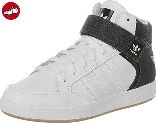 Originals Varial Low Baskets Homme, Noir (Core Black/Footwear White/Footwear White), 40 2/3 EUadidas