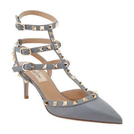 valentino usa rockstud slingback pumps at barneys