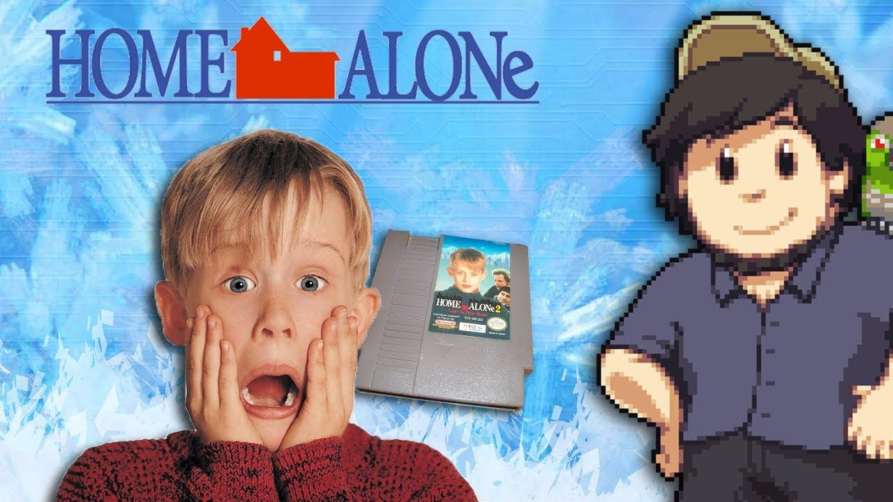 Home Alone Games - JonTron | Jontron | Pinterest | Games, Alone game ...