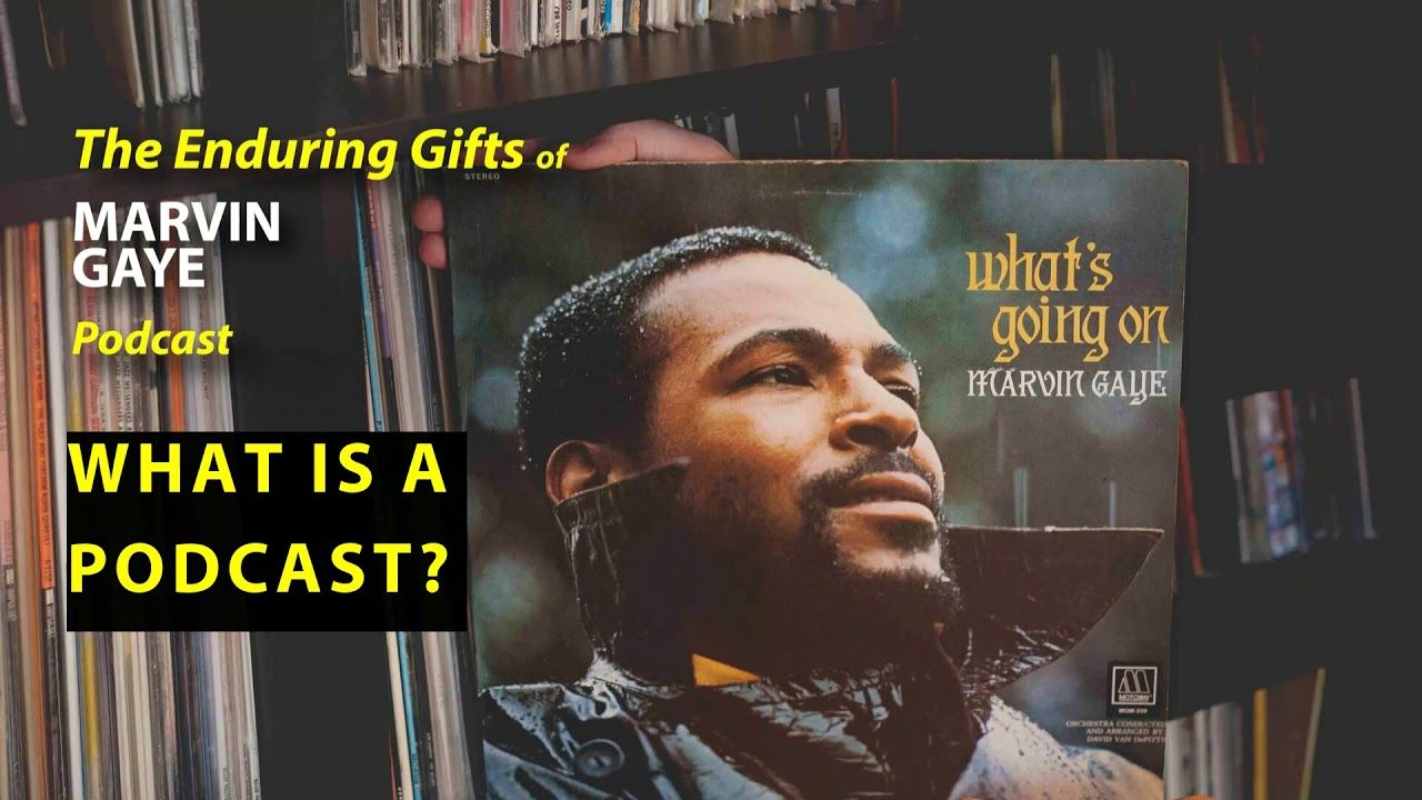 Pin on Marvin Gaye Podcast Episodes