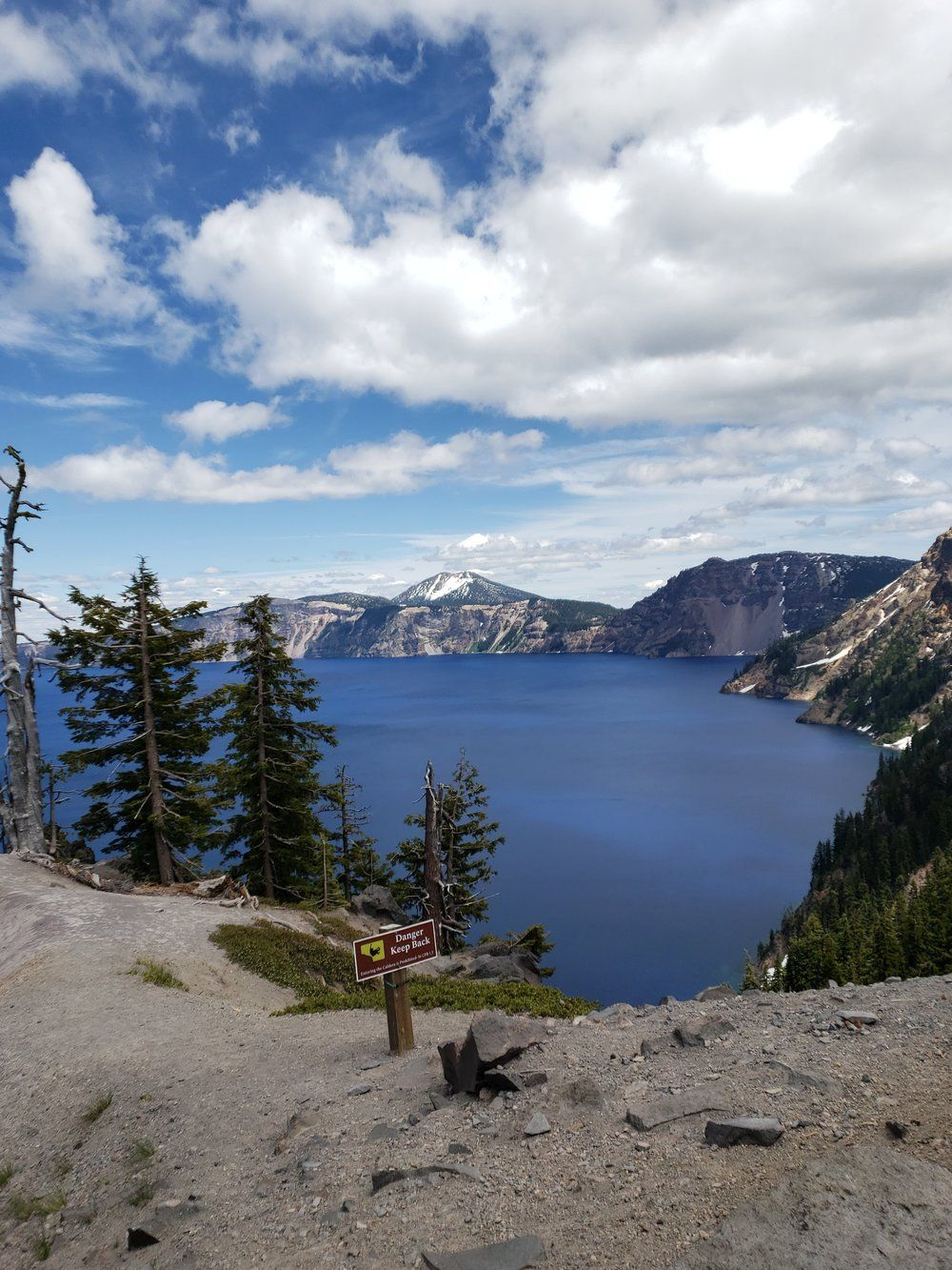 The rim drive - Crater lake national park #craterlakenationalpark The rim drive - Crater lake national park #craterlakenationalpark
