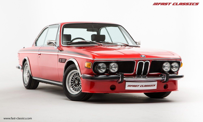 1973 Bmw 3 0 Csl Uk Supplied Classic Driver Market Bmw