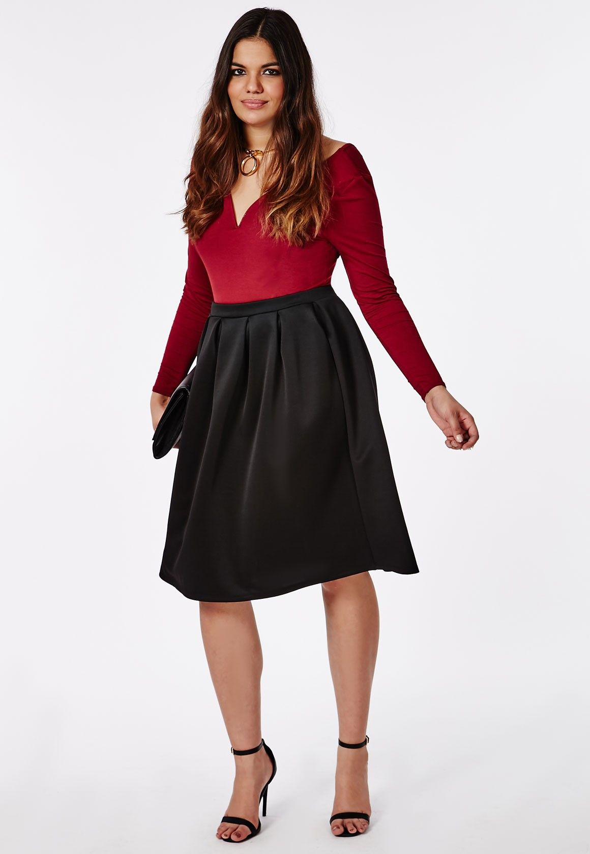 10 Plus Size Skater Skirts for Fall Fashion | Skater Dresses ...