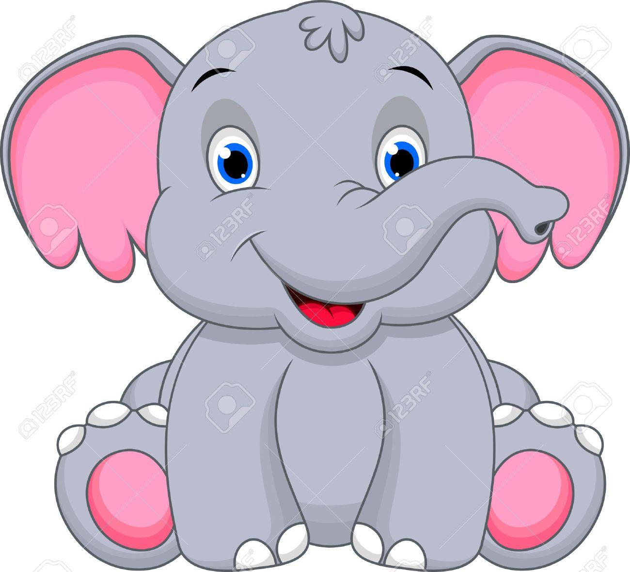 My Captioncom Gallery Dibujos Animados De Elefantes Bebes