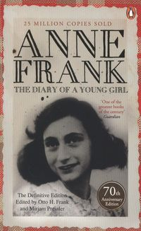 Anne Frank 'The Diary of a Young Girl' (Paperback)
