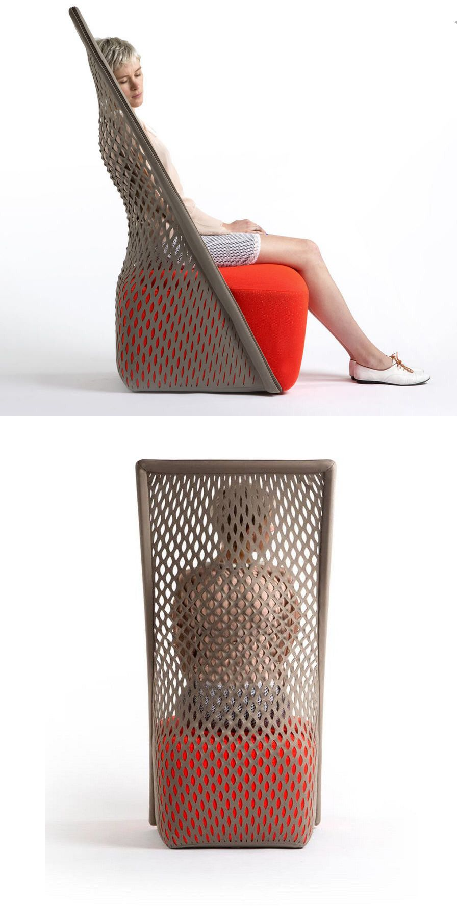 Hammock Chair Fusion By Benjamin Hubert: Cradle. By Combining The  Functionality Of A