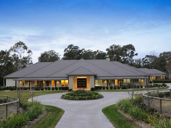 Ranch Style Home, WA, Australia. | Australian Architechture ...