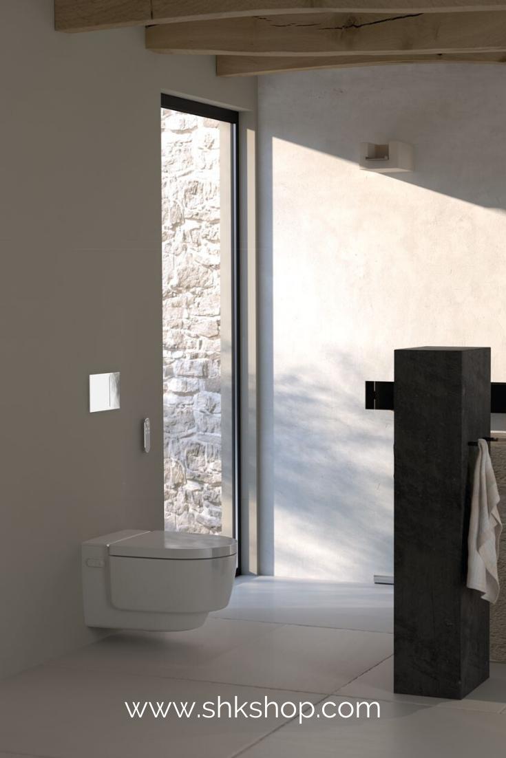 Geberit Aquaclean Mera Comfort Wc Komplettanlage Up Wand Wc In 2020 Wc Mit Dusche Badezimmer Inspiration Und Badezimmer Trends