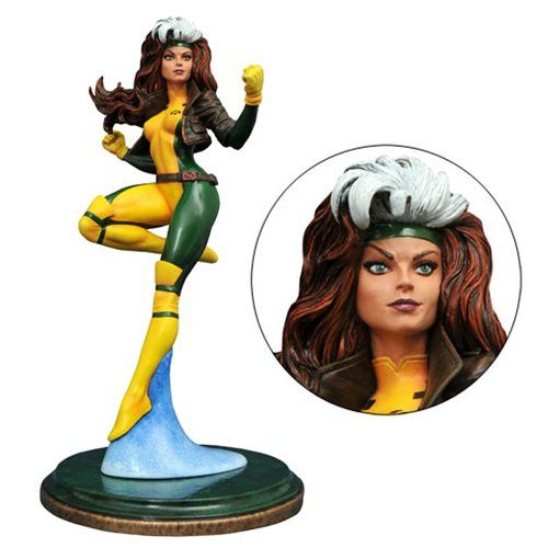 Diamond Select Toys Marvel Select X-Men ROGUE Action Figure New in Box