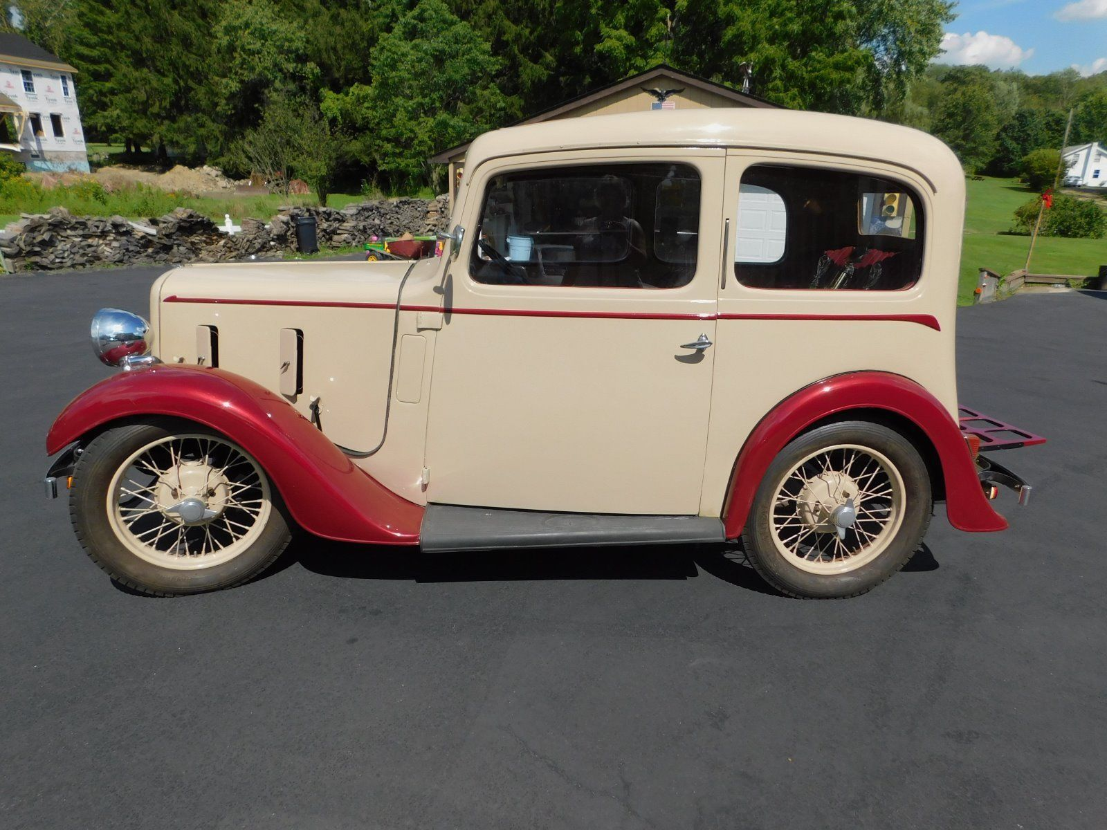 1937 Austin Seven Ruby #Auction #ForSale #Ebay | Auctions and For ...