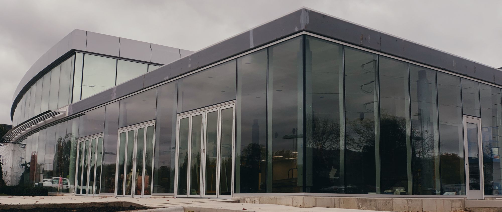 Construction Updates The New Home To Zimbrick Audi Is Making