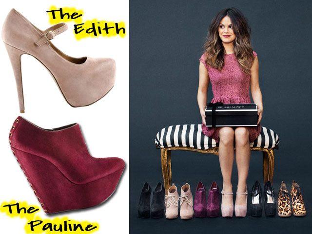 ShoeMint shoes by Rachel Bilson, Nicole Chavez and Steve Madden