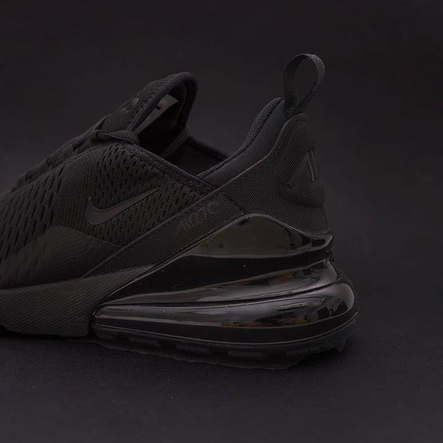 Nike Air Max 270 – AH8050 005 ••• Triple black is the best