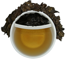 kyobancha tea from tealet.com — the light, woodsy flavor is comforting to sip throughout the afternoon