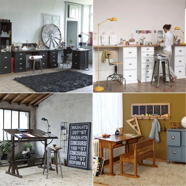Le bureau haut pour bosser debout Home Ideas Pinterest