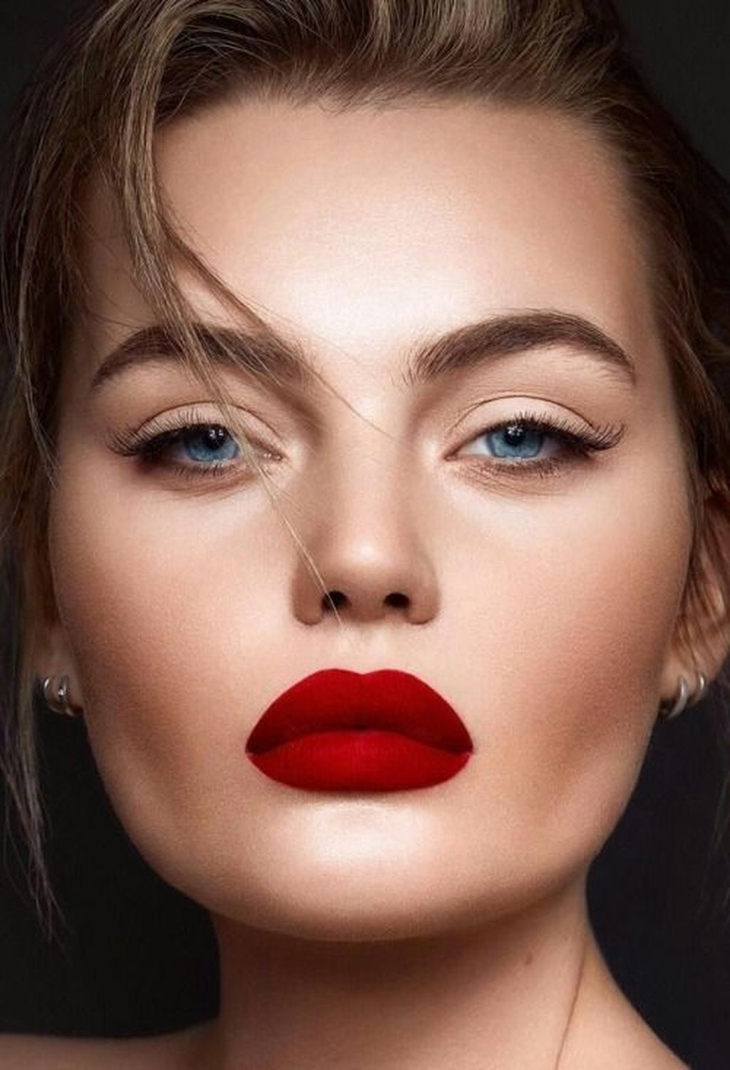 50 Ways To Use Red Lipstick To Make You More Attractive Faces
