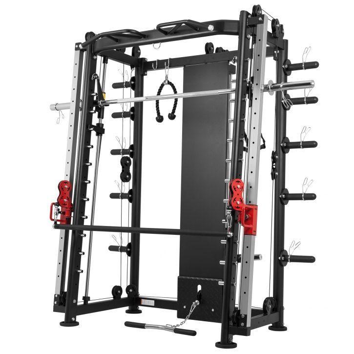 #langhantel Fitness #Maschine #Multifunktion #Smith Multifunktions Smith Maschine # ... -  #langhant...