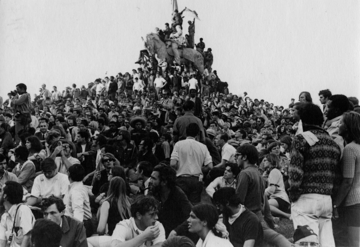 Photos 68 Democratic Convention Chaos 44 Years Later Chicago