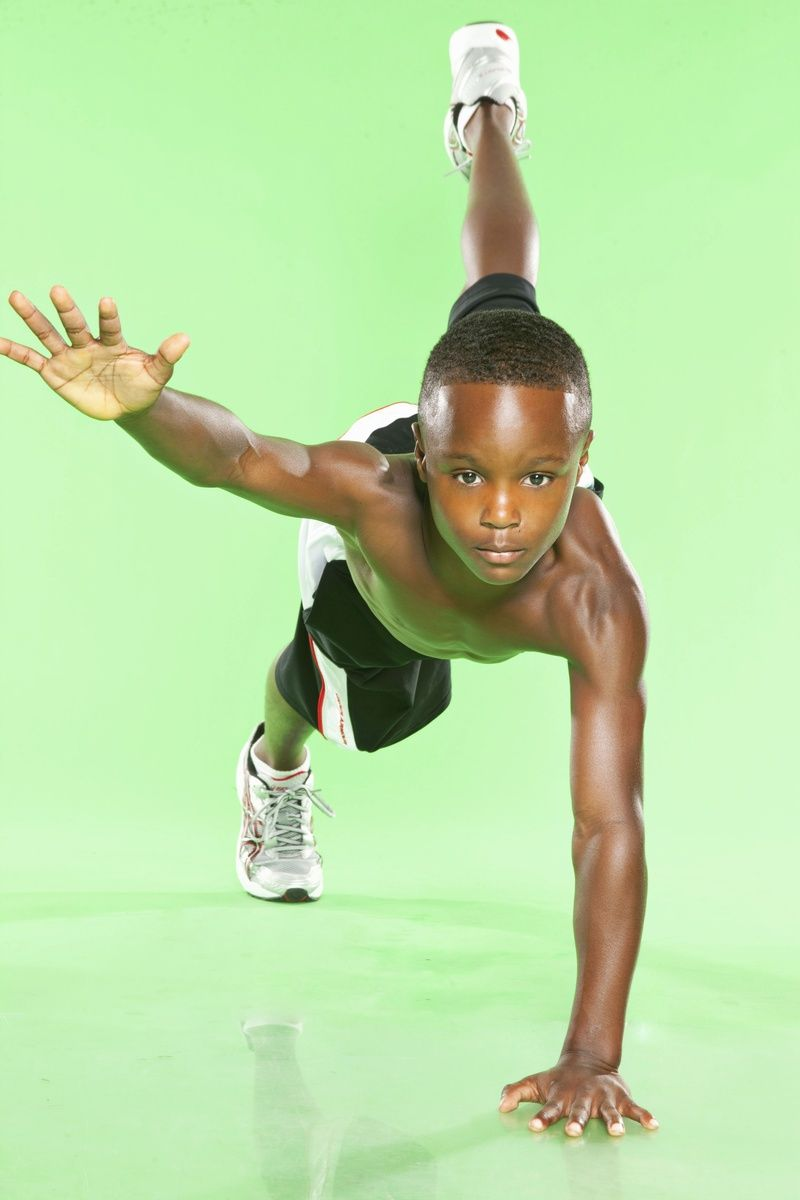 Kids Workout Ideas for preventing obesity in children