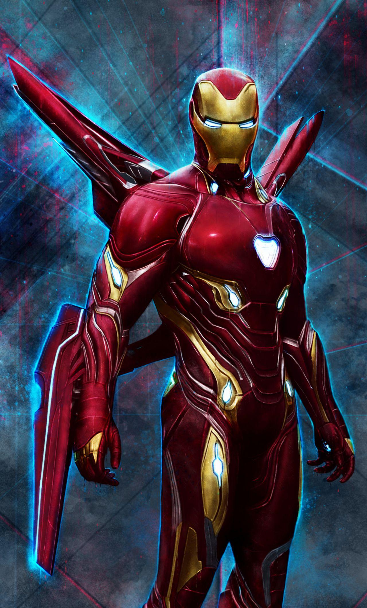 Wallpaper Iron Man Images