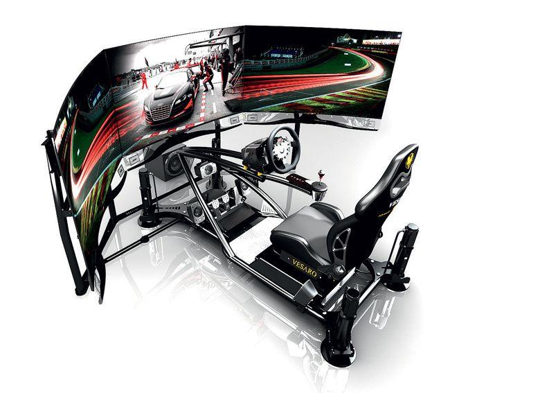 voici donc evolve extreme le simulateur de pilotage. Black Bedroom Furniture Sets. Home Design Ideas