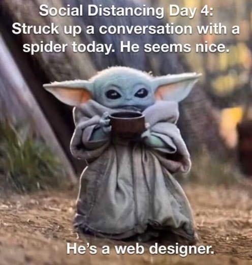 Baby Yoda Yoda Funny Yoda Meme Funny Memes