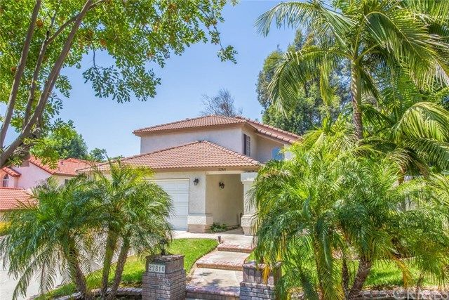 Elegant 2 story home located in most sought after neighborhood in
