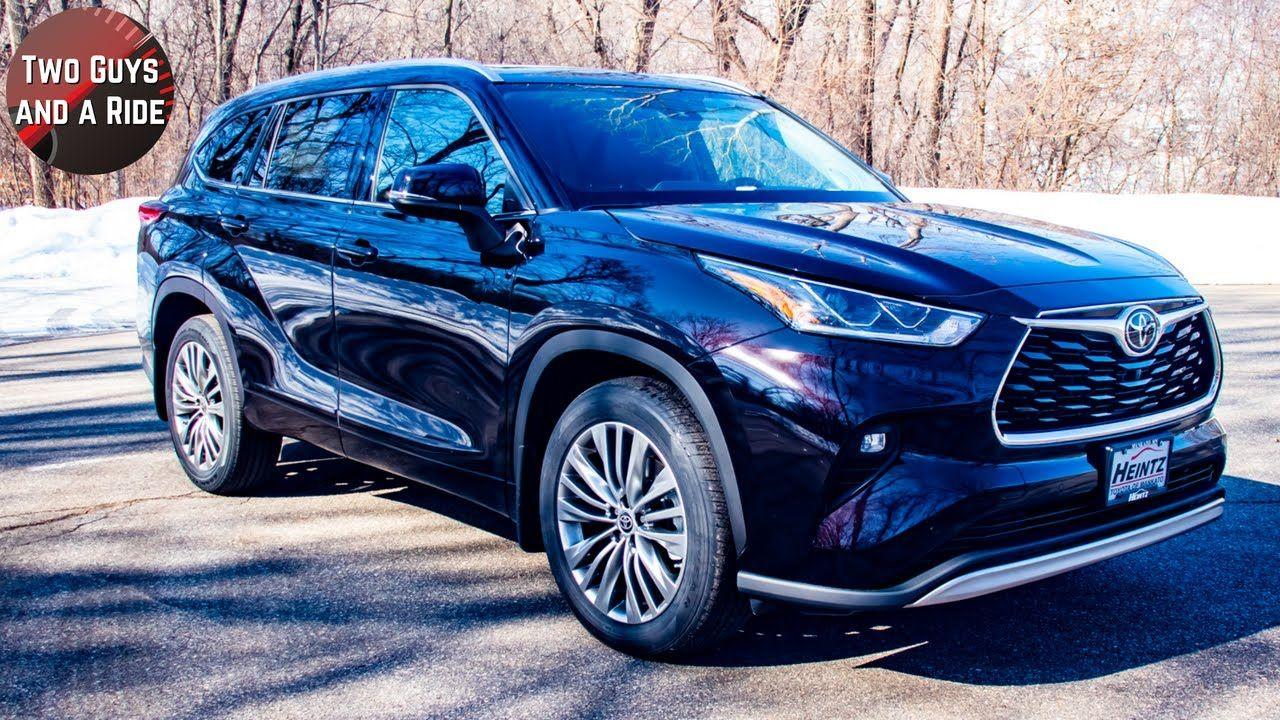 2020 Toyota Highlander Toyota's Family SUV is back on