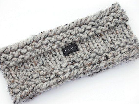 Mens Headband Knitting Pattern