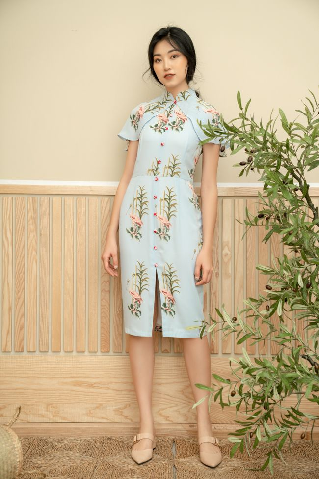 Joli Pretty Modern Cheongsam/Qipao Singapore online shop