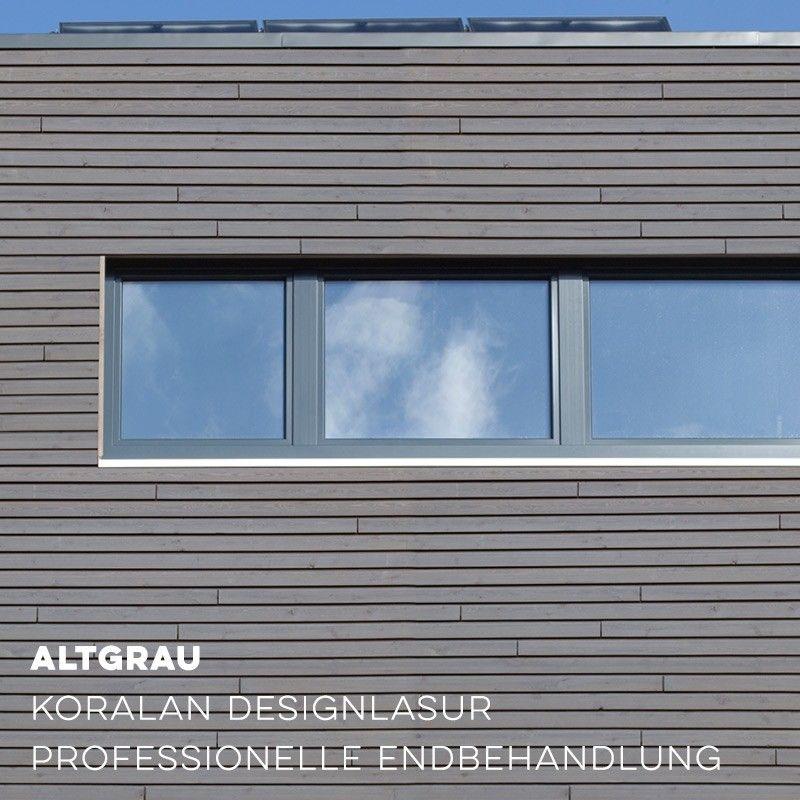 Holzfassade Trendliner Kompakt 2 18m X 27mm X 96mm Holzfassade Fassade Holzverkleidung Haus