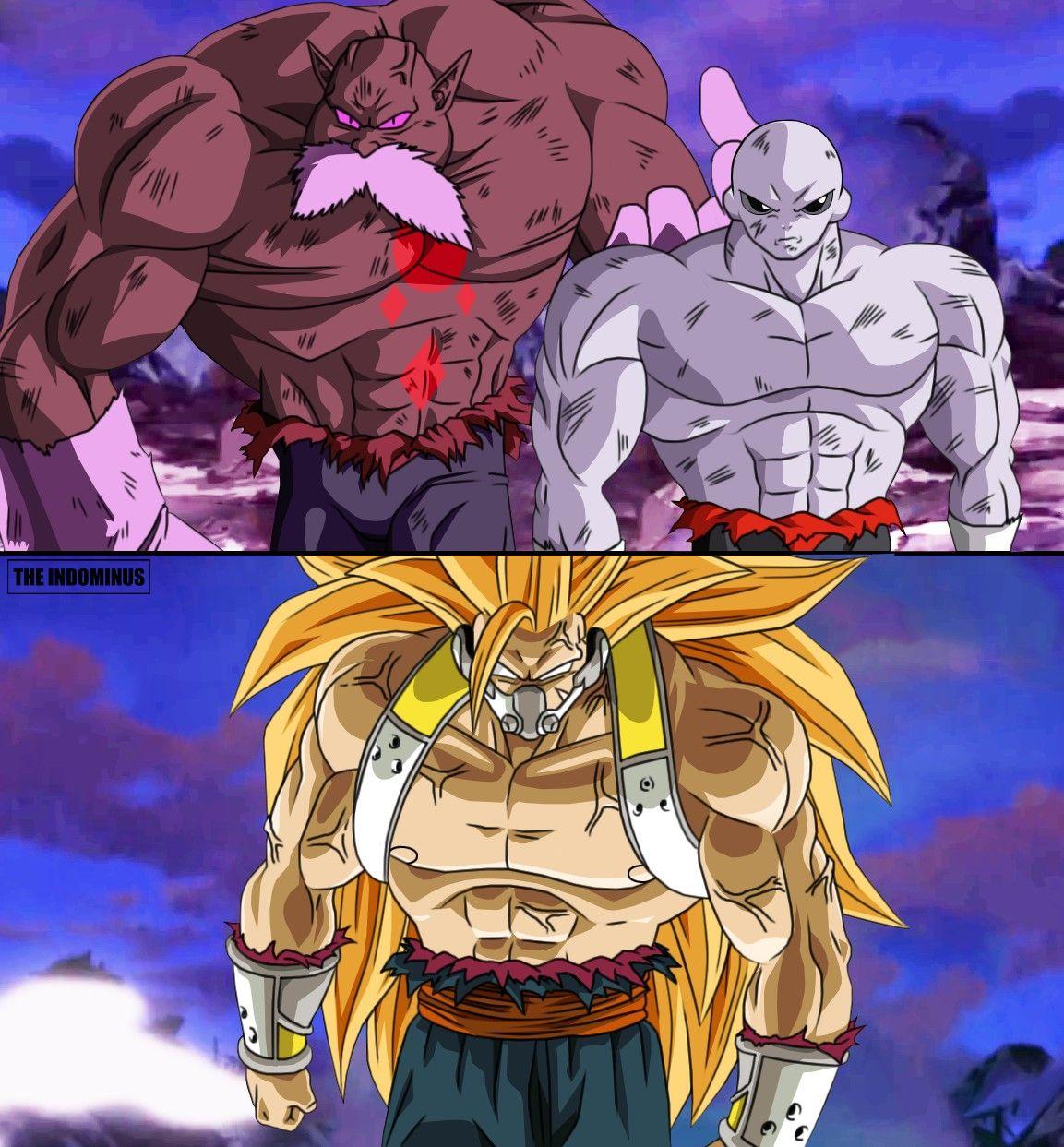 Toppo Y Jiren Vs Kanba Anime Dragon Ball Super Anime Dragon Ball Dragon Ball Super Goku