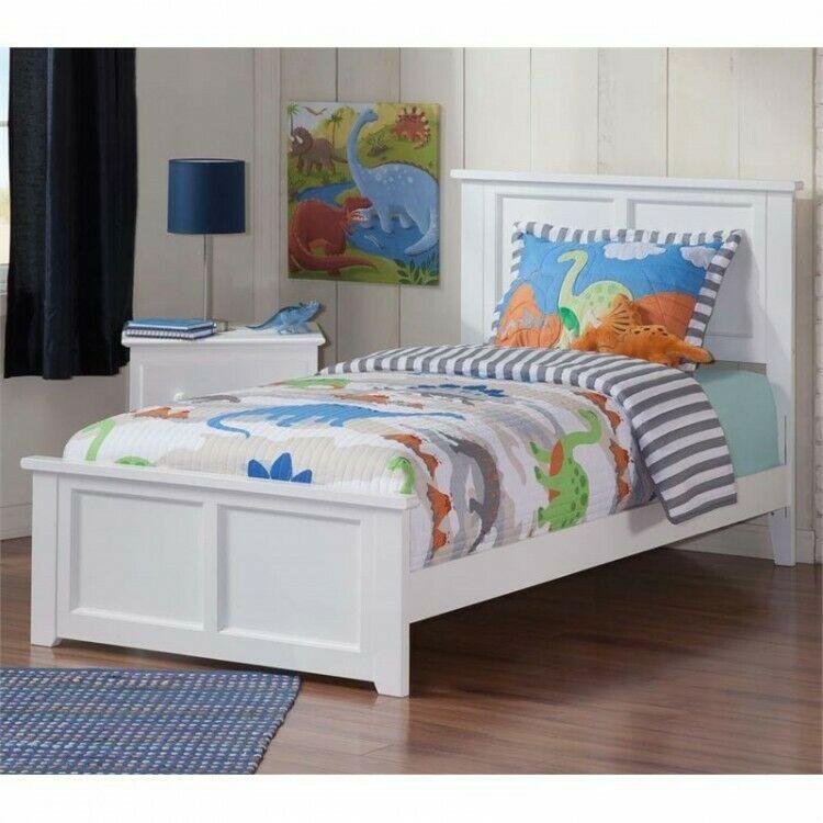 Ebay Sales Home Garden Discounts Wooden Twin Xl Bed White