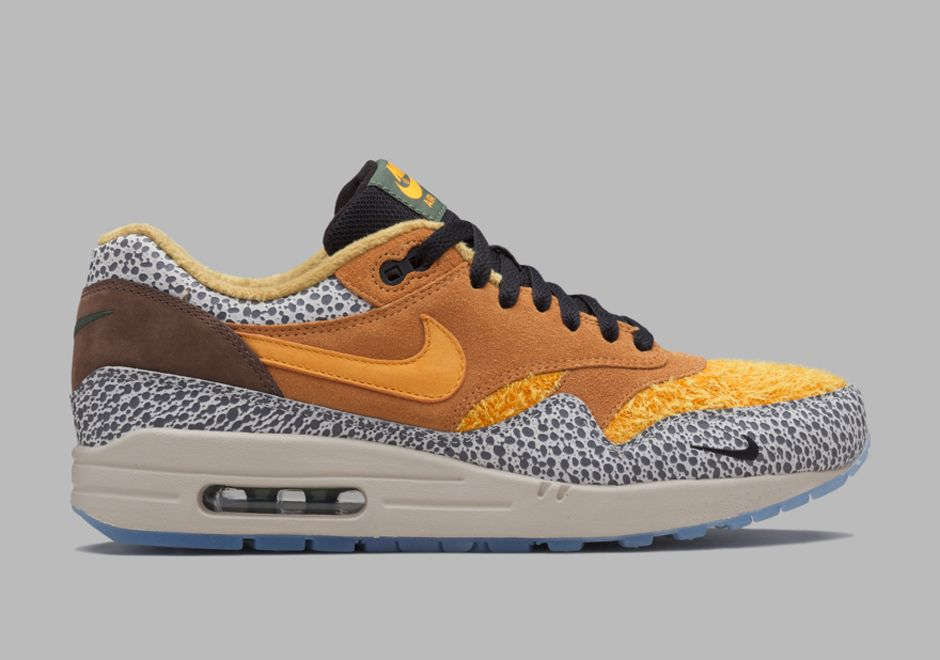 Air Max 1 Atmos Safari Edition 2016 Camions