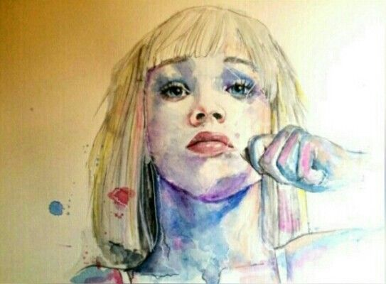 Sia chandelier music madie ziegler sia pinterest fanart ive been listening to a lot of sia lately such an awesome and talented singer btw loved the music video for her song chandelier and the strange mozeypictures Image collections