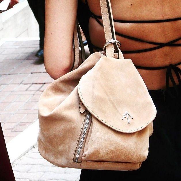 Mini Fernweh bag Manu Atelier UfJUN2Cd