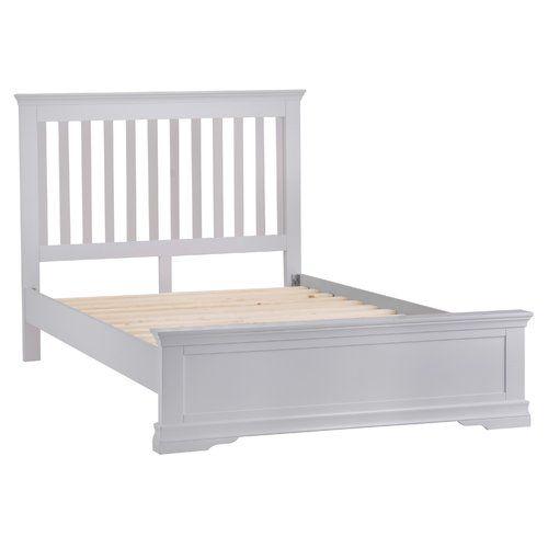 Brambly Cottage Flora Bed Frame In 2020 Upholstered Bed Frame