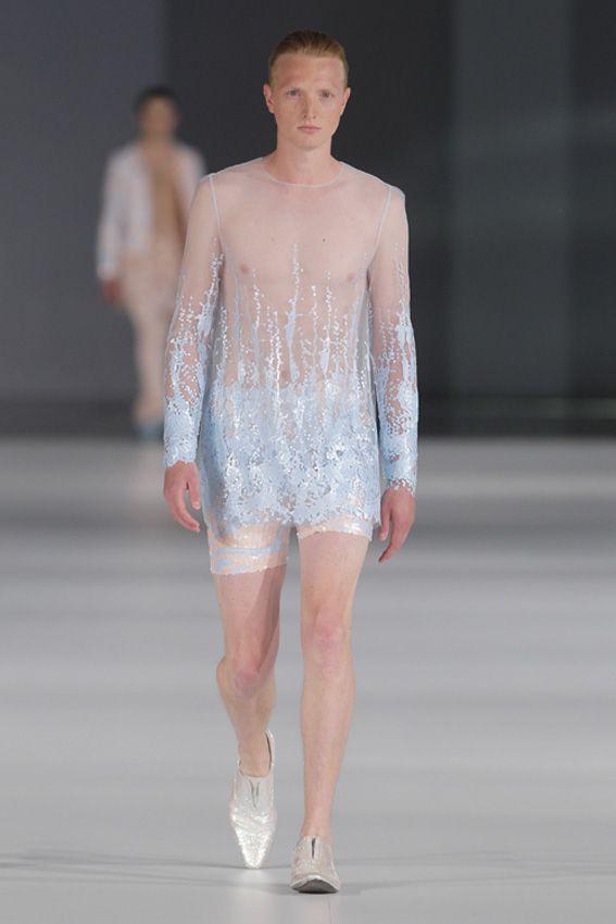 ALBÉNIZ -ANGEL- S/S 2014 - 080 Barcelona Fashion